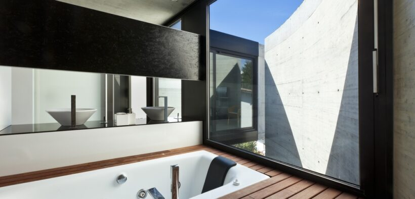 Bubbelbad in je badkamer